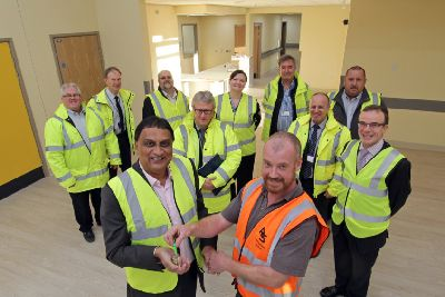 New Heanor Memorial Health Centre close to opening after