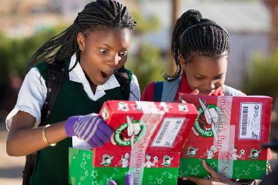 Christmas Child.Christmas Child Shoebox Mission Now Underway The