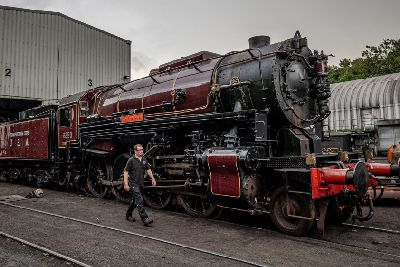 Railway's Steam Gala 'bigger and better' this year - The