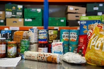 Busiest Six Months Ever For Morecambe Bay Foodbank The