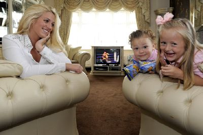 Special Feature Living With Tyson Fury By His Wife Paris The