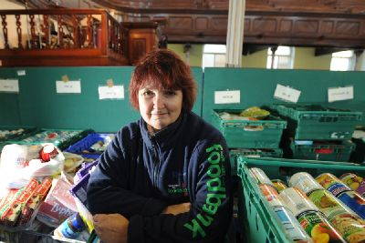 Morecambe Foodbank Use At All Time High The Visitor