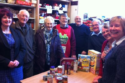 Morecambes First Foodbank Volunteer Speaks Out The Visitor