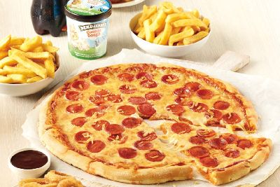 Asda Wakefield Rolls Out Pizza Delivery Service In