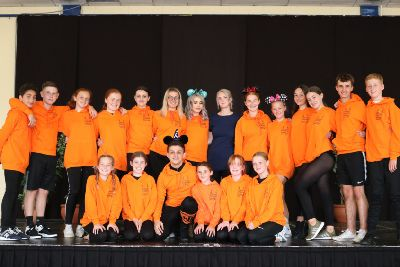 Whitby drama group students to perform at Disneyland Paris