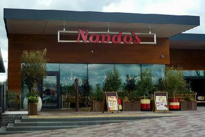 Nandos Is Coming To Wigan Wigan Today