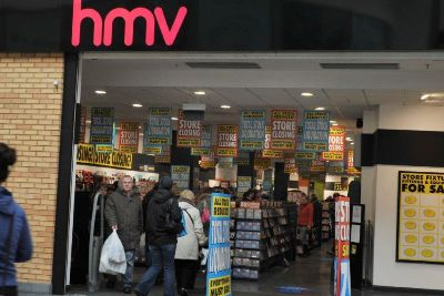HMV returning to Grand Arcade in Wigan - Wigan Today