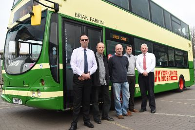 Familiar bus name rides again in Leeds - Yorkshire Evening Post
