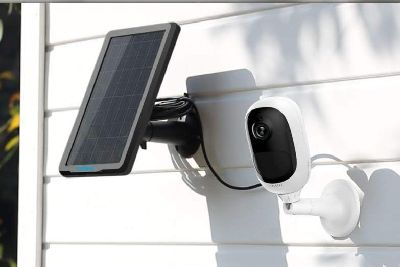 TECH TALK: Reolink Argus 2 security camera and solar panel