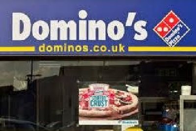 First Branch Of Pizza Chain Dominos Arrives In Driffield
