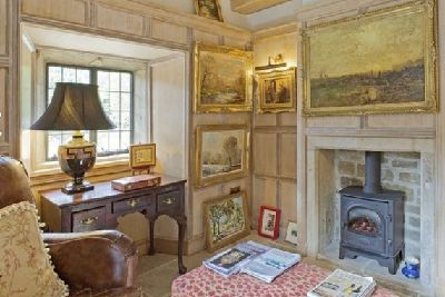 A 13th-century manor that's the oldest house in the