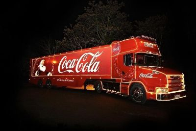 Coca Cola Christmas.The Coca Cola Christmas Truck Is Coming To Yorkshire
