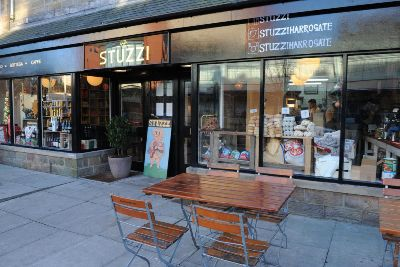 Italian restaurant Stuzzi to open new deli and wine cafe in