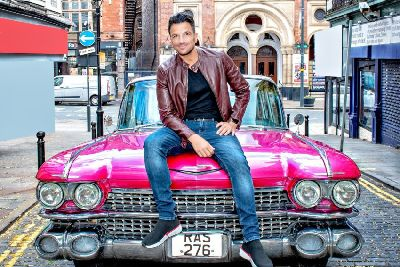 Peter Andre on his role in Leeds production of Grease The
