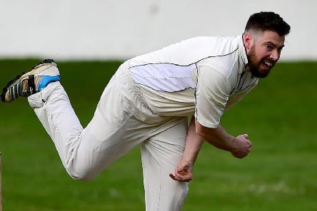 Michael Carroll claimed 6-59 for Hopton Mills.