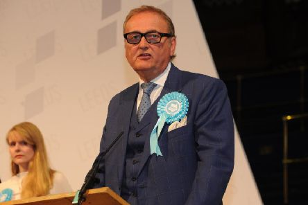 Yorkshire and the Humber MEP John Longworth. Pic: Steve Riding