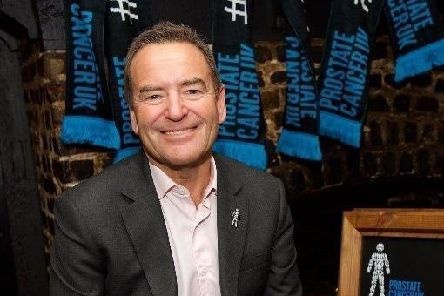 Jeff Stelling, who has presented Gillette Soccer Saturday since the early noughties