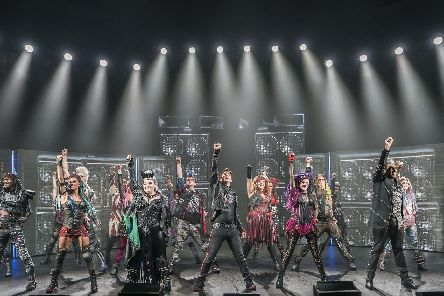 We Will Rock You at the Alhambra Theatre from Monday. (Photo: Johan Persson)