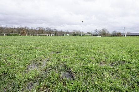 Waterlogged pitches and high winds saw the majority of last week's local football matches postponed.