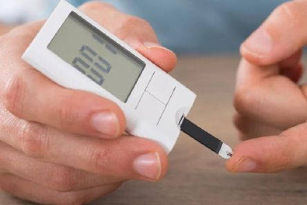 The number of people being diagnosed with diabetes in North Kirklees is the second highest in Yorkshire.