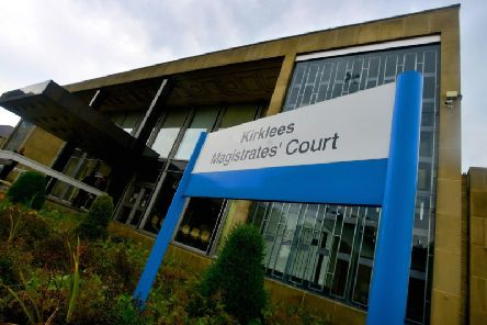 Chelsea Wany was jailed when she appeared at Kirklees Magistrates' Court.