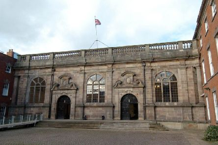The case was heard at Southern Derbyshire Magistrates' Court.