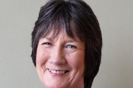 Pauline Latham, Conservative MP for Mid-Derbyshire.