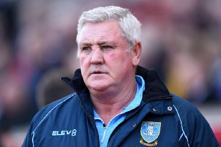 Steve Bruce wants to talk to Newcastle about their vacant manager's job