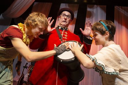 Derby Theatre family show brings FIVE times the fun this summer