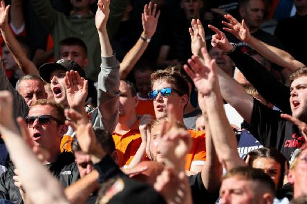 You could enjoy the brilliant Bloomfield Road atmosphere with free tickets