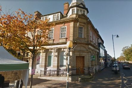 The old bank. Picture from Google maps