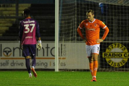 The Seasiders produced an abject display at Brunton Park last night