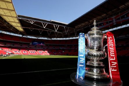 The draw for the second round of the FA Cup takes place tonight