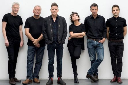 Deacon Blue are coming to Blackpool in 2020