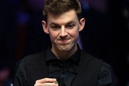 James Cahill has struggled back in professional snooker but almost defeated world number one Judd Trump in Northern Ireland