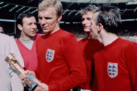 England's finest hour...the 1966 World Cup final (photos: Getty Images)