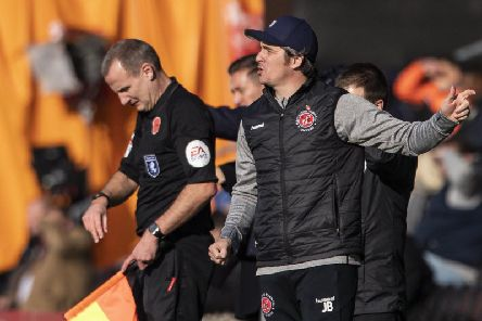 "Joey Barton says a ""fantastic culture"" is emerging at Fleetwood"