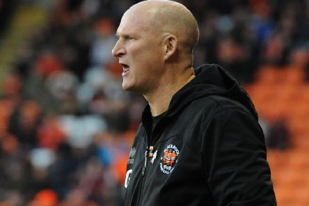 Blackpool boss Simon Grayson is looking to get the balance right between attack and defence