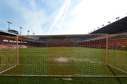 Bloomfield Road stages  the Leasing.com Trophy second-round tie between Blackpool and Scunthorpe next Wednesday.