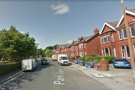 Closures are in place on Ballam Road at the junction with Park View Road and Mythop Road at the junction with Park View Road due to a fire. Pic: Google