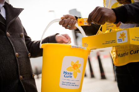 Marie Curie is appealing for volunteers to join its fundraising group in Blackpool'Picture: Phil Hardman