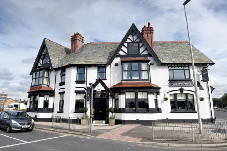The Halfway House on St Annes Road, Blackpool