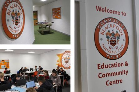 The Community Trust's new education and community facility officially opens on Saturday