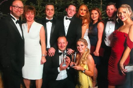 The team from Ribby Hall's Health Club has won the Health Club of the Year at the National Fitness Awards held in Leicester.