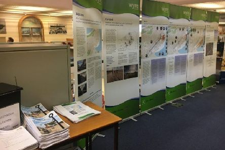 Residents are being asked to have their say about the future of Fleetwood
