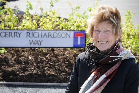 Maureen Richardson has died at the age of 86