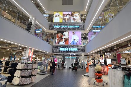 Recent store openings included the worlds largest Primark store in Birmingham (Photo by Stuart C. Wilson/Getty Images for Primark)