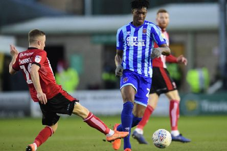Armand Gnanduillet has been linked with a move away from Blackpool