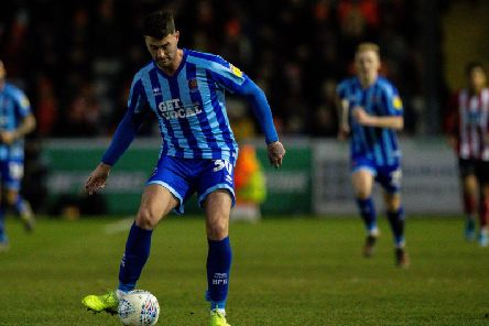 Gary Madine assured Blackpool owner Simon Sadler that he wants to work for his club
