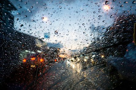 Blackpool is set to have a wet end to the week as heavy downpours are forecast for the weekend (Friday 24 to Sunday 26 January 2020).